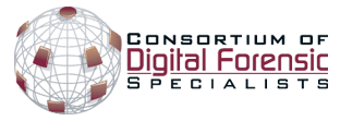 Consortium of Digital Forensic Specialists (CDFS)
